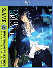 Code:Breaker: The Complete Series (Blu-ray Disc, 2016, 4-Disc Set, S.A.V.E.)