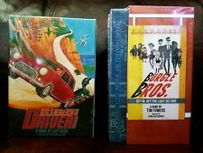 GETAWAY DRIVER/BURGLE BROS KICKSTARTER EXCLUSIVE BRAND NEW SEALED SOLD OUT! HOT!