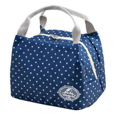 Portable Lunch Bags Insulated Cool Lunch Bag Picnic Bags Student School Lunchbox