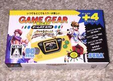 Shining Force Boxed Sega Game Gear Micro Handheld Konsole gelb Mini