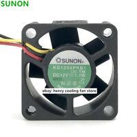 1pc SUNON 124510VM ATI graphics card fan 12V 1.1W 2pin #C1 #XX