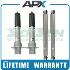 Front and Rear Shocks and Struts for 02-12 Jeep Liberty