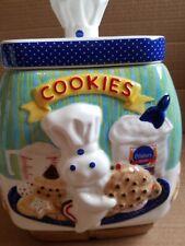 Pillsbury Doughboy Danbury Mint Cookie Jar. Large