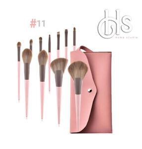 Designer MAKEUP BRUSH Gift Set Kabuki Professional MAKE UP BRUSHES Collection