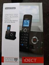 Binatone VANTAGE9325 iDect Home Phone Call Blocker Answerphone - Single