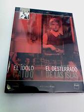 "DVD ""CAROL REED PACK"" 2 DVD FILMOTECA FNAC DIGIPACK EL IDOLO CAIDO EL DESTERRADO"