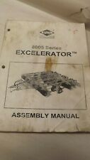 Kuhn Krause Assembly Manual For 8005 Excelerator Disc Harrow
