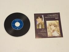 CD Chobits 002 Original Anime Soundtrack Audio Disc w/Booklet K-taro Takanami