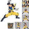 Kaiyodo Revoltech Amazing Yamaguchi Wolverine Action Figure X-Men Toy New Gift