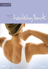 Exercises For Your Healthy Back  DVD