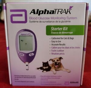 AlphaTRAK 2 Blood Glucose Meter Starter Kit (Includes 25 Test Strips). New!