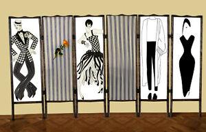 A&O Modern  Room Divider Folding Screen