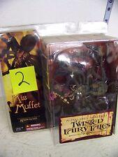 "McFarlane Twisted Fairy Tales  ""Miss Muffet"" Figure 2"