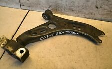 WISHBONES PAIR /& LINK BARS L R VW TOURAN 2003/> FRONT SUSPENSION CONTROL ARMS