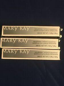 Mary Kay Eye Glimmer 3 Pack- Dynamic, Drama, & Disco~NIB