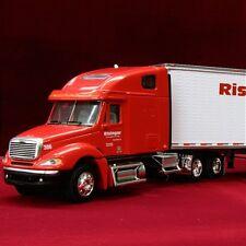 LAST NEW VINTAGE - RISINGER Freightliner Columbia Semi Truck 30892 - 1/64 DCP