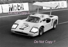 Phil Hill & Mike Spence Chaparral 2F Le Mans 1967 Photograph