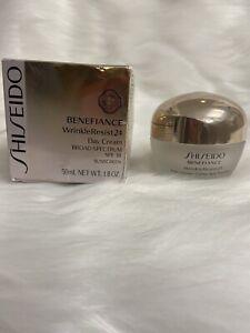Shiseido Benefiance Wrinkleresist24 Day Cream 50 ml 1.8 Oz