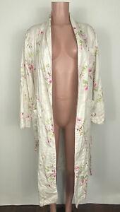 Ralph Lauren Women's Floral Long Robe  Size Small