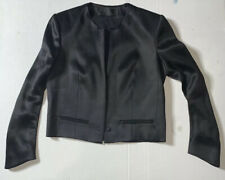 Preowned- Haider Ackermann Silk Blazer Womens (Size Euro 36)