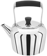 Stellar Stove Top Stainless Steel Classic Kettle 2.3L - Brand New & Boxed