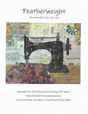 Quilt Pattern ~ FEATHERWEIGHT ~ by Laura Heine Fiberworks
