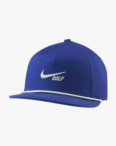 NEW Nike AeroBill Retro72 Golf Adjustable Hat Cap Limited Edition Royal Purple