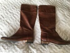 L K BENNETT LONDON LEATHER BOOTS   -   MADE IN ITALY