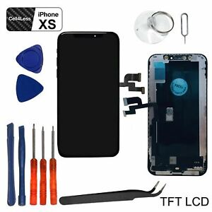 iPhone XS TFT Premium LCD Display Digitizer Touch Screen OEM Replacement Kit