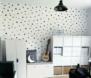 70 Dalmatian Spots Vinyl Wall Decal Sticker  Print Bedroom Nursery