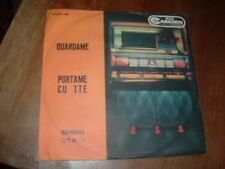 "SERGIO CENTI E THE DISC JOCKEYS  "" GUARDAME - PORTAME CU TTE "" ITALY'59"