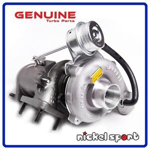 Genuine Garrett GT1749S A6610903080 454220-0001 Turbo For Ssang Yong Musso2.3