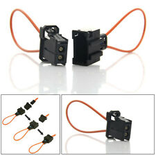 Universal Car MOST System Kit Fiber Optic Loop Bypass Male+Female Plug Connector