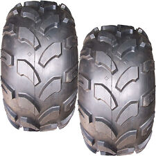 TWO 20x9.50-8 20x950-8 20x950x8 20/9.50-8 20/950-8 Golf Cart ATV TIRES P311 4ply