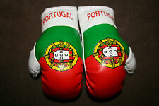 PORTUGAL / PORTUGUESE FLAG Mini Boxing Gloves *NEW*
