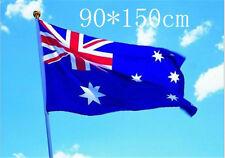 3x5 Ft Australia Flag Australian Banner Country Pennant Brass Grommets 1pc Hot