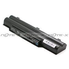 Batterie Noir pour Fujitsu LifeBook A530 A531 AH42/E AH530 AH531 FPCBP250 Neuf