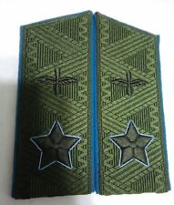 Soviet Russian Marshal of the Air Force shoulder epaulets boards replica