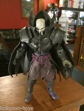 Prototype Test Shot Figure Masters of the Universe MOTUC FACELESS ONE #X130