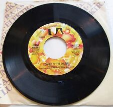 Kenny Rogers ~ Coward Of The County / I Want To Make You Smile 45 rpm Vinyl