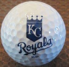 1 Dozen (Kansas City Royals Logo) Titleist Pro V1 Mint Golf Balls