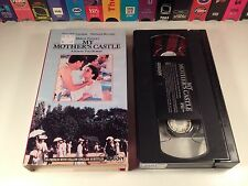 My Mother's Castle French Comedy VHS 1990 Marcel Pagnol Memoir Subtitled