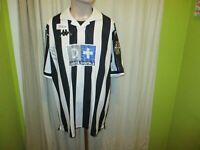 """Juventus Turin Original Kappa Heim Trikot 1998/99 """"D+ LIBERTÁ DIGITALE"""" Gr.XXL"""