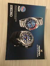 SEIKO Watch Catalog