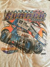 2005 Knoxville Raceway Sprint Car Racing Iowa Telecom Summer Classic S T-Shirt