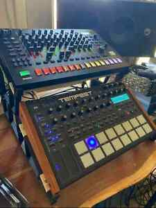 Stand for Roland TR8S & Dave Smith TEMPEST - 3dstudiofurniture