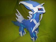 """RARE 18"""" LARGE DIALGA Pokemon Plush Stuffed"""
