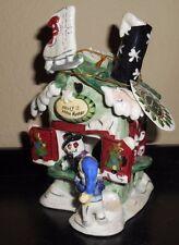 Blue Sky Clayworks Reindeer Ville Frosty's Skate Rental Christmas 2009
