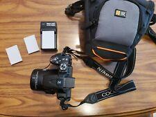 New ListingNikon Coolpix P520 Point and Shoot Digital Camera 42x Zoom 18.1 Megapixels
