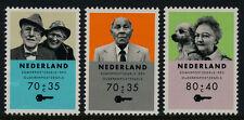 Netherlands B671-3 MNH Senior Citizens, Dog